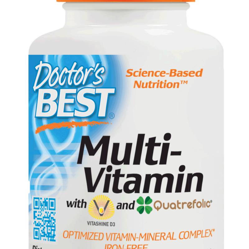 Doctor's BEST Multi-Vitamin 90 kaps.